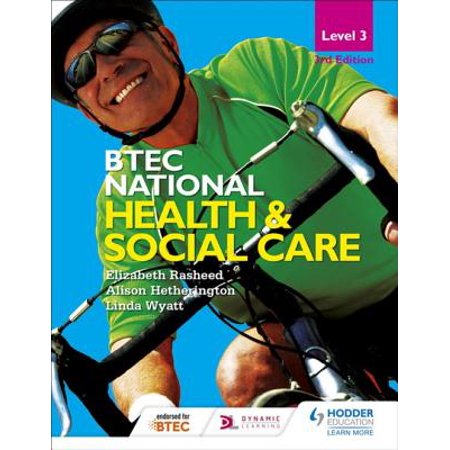 BTEC National Level 3 Health and Social Care 3rd Edition - (National Crane)