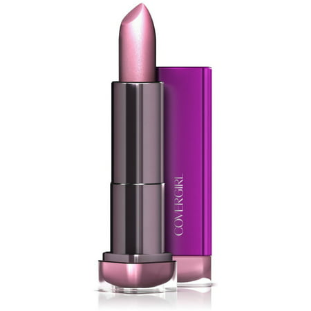 Beauty Violet 20 - CoverGirl Colorlicious Lipstick, Verve Violet [370] 0.12 oz (Pack of 2)