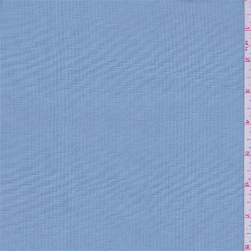 Robin Egg Blue Cotton Canvas, Fabric By the Yard