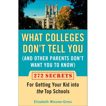 What Colleges Don