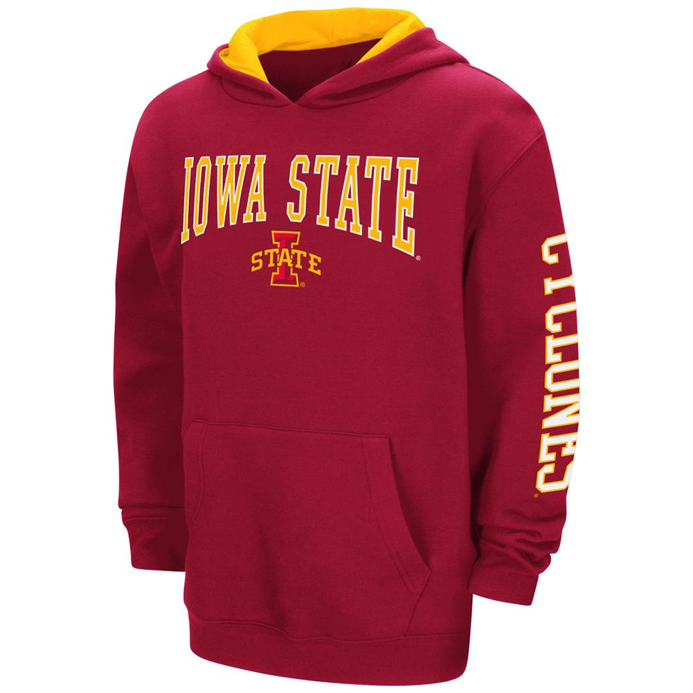 Youth Zone Pullover Iowa State Cyclones Hoodie