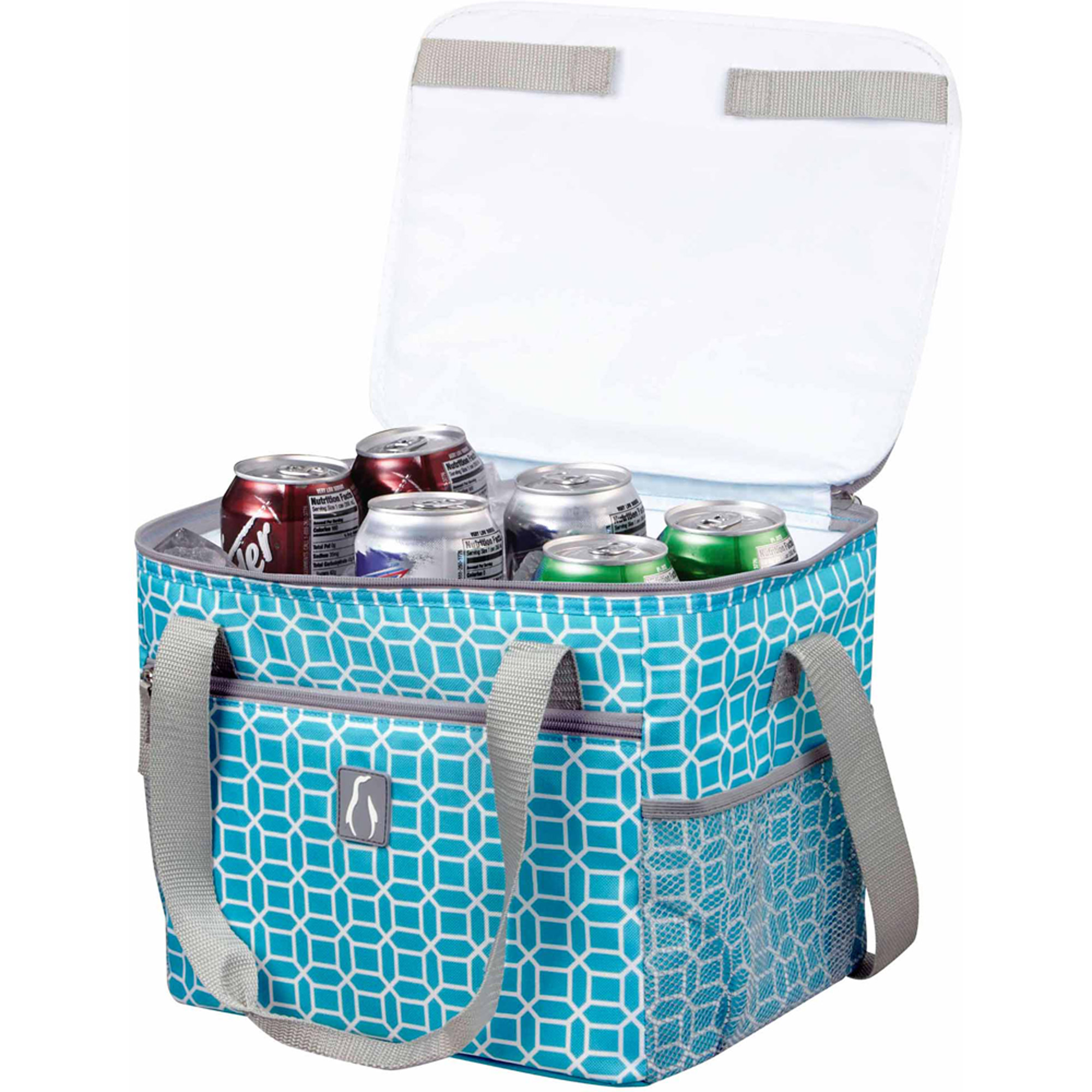 Penguin 24-Can Collapsible Fashion Cooler