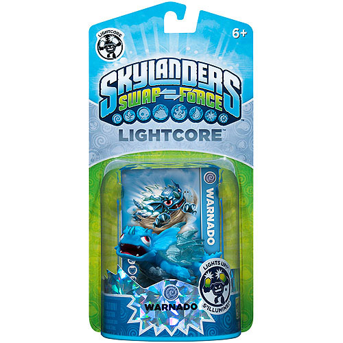 Skylanders Swap Force Warnado Lightcore Character Pack (Universal)