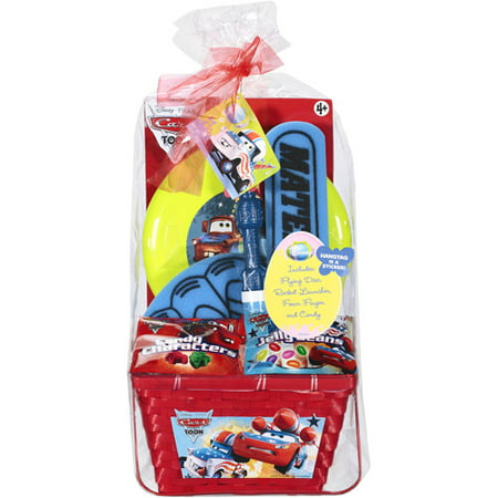 Discontinued by cwdisney pixar cars filled easter basket discontinued by cwdisney pixar cars filled easter basket negle Choice Image