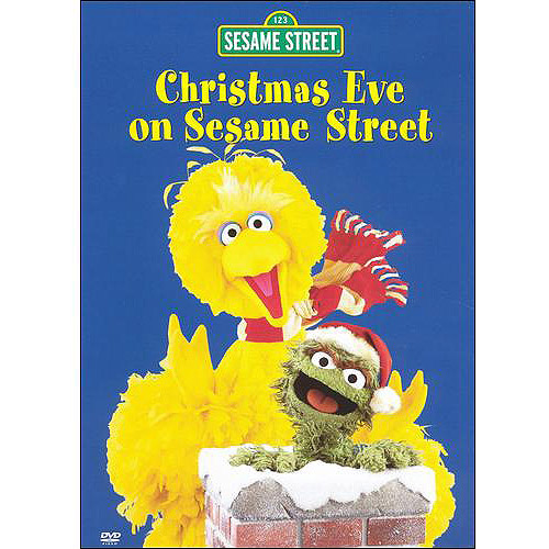 Sesame Street: Christmas Eve On Sesame Street (Full Frame)