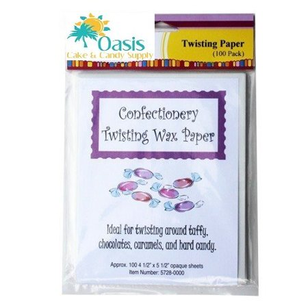LorAnn Oils 100 Count Twisting Wax Paper for $<!---->