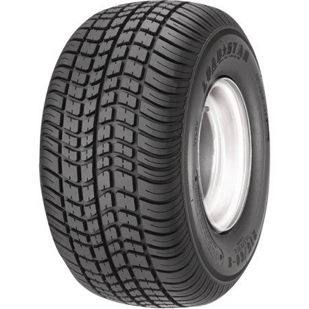 Loadstar Wide Profile Tire and Wheel (Rim) Assembly K399, 205/65-10 Bias (Replaces 20.5x8-10) (Reno Wide Rim)