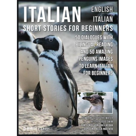 Italian Short Stories for Beginners - English Italian -