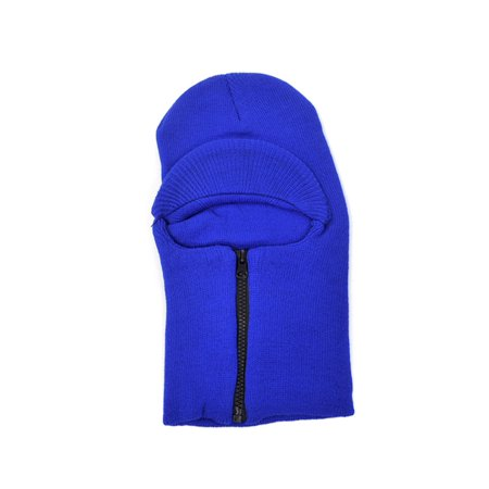 Halloween Face Zip Ideas (Unisex Knit Ski Mask with Visor and Zip-Up Face)