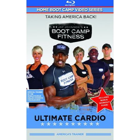 Jay Johnson - Boot Camp Fitness: Ultimate Cardio