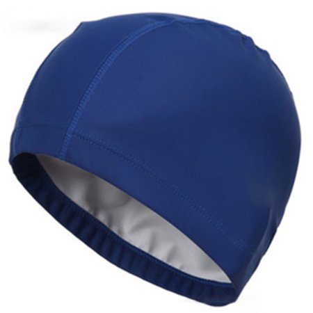 - KABOER Adults Swimming Cap Swim Pool Hat Waterproof Protect Ears Long Hair  Design