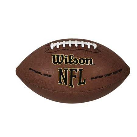 Wilson NFL Super Grip Football - Official