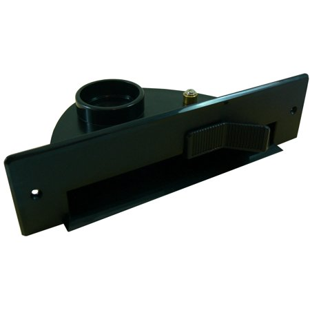 Central Vacuum VacPan - Automatic Dustpan for Built in Central Vacuum Systems - Under Counter or In-Wall Dust Pan for Central Vacuums - (Industrial Central Vacuum System)