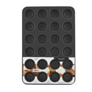 Mainstays 24-Cup Non-Stick Mini Muffin Pan