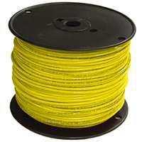 Building Wire,THHN,14 AWG,Yellow,500ft SOUTHWIRE COMPANY 11584001