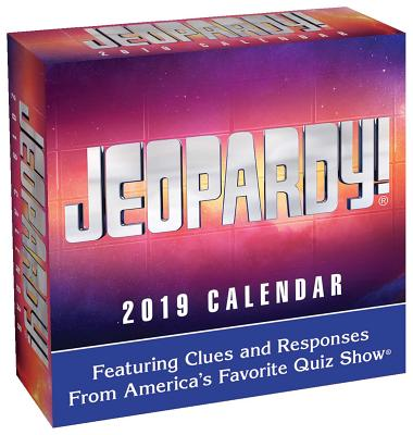 Jeopardy! 2019 Day-To-Day Calendar (Other)