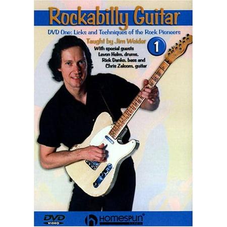Rockabilly Guitar: Volume 1 (Rockabilly Museum)