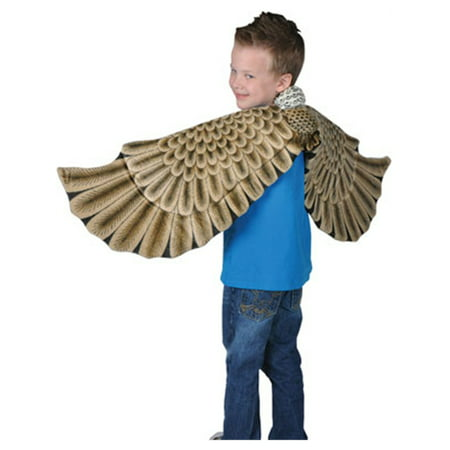 Child Full Length Bird Costume Accessory Eagle Wings](Fly Costume Wings)