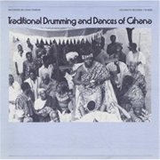 Smithsonian Folkways FW-08858-CCD Traditional Drumming and Dances of Ghana