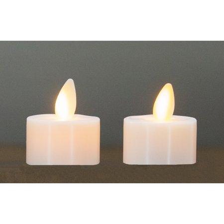 Mystique Tealight Candle - Set of 2