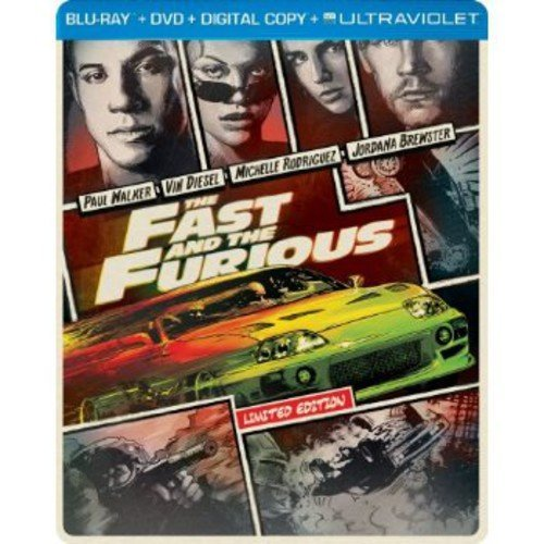 Fast & the Furious [Blu-ray]