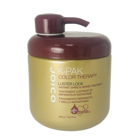 Joico K-Pak Color Therapy Luster Lock instant Shine & Rep. 16.9 (Shine Therapy Refill)