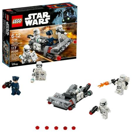 LEGO Star Wars TM First Order Transport Speeder Battle Pac 75166](Funny Lego Star Wars Halloween)