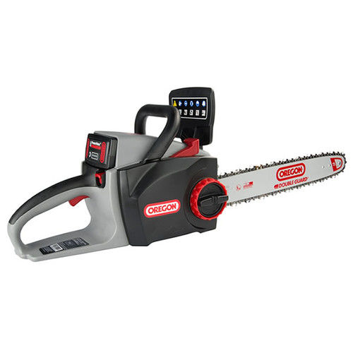 Oregon 572625 40V MAX 4.0 Ah Cordless Lithium-Ion 16 in. Chainsaw Kit by
