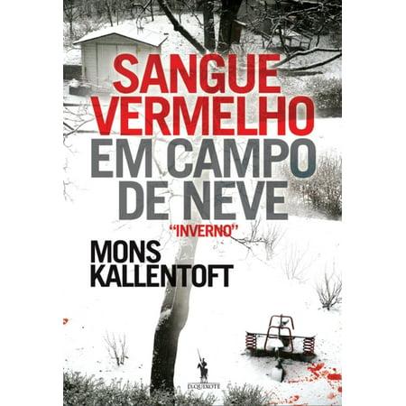 Neve Crampon (Sangue Vermelho em Campo de Neve - eBook)