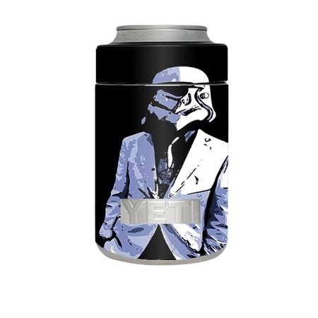 Skin Decal For Yeti Rambler Colster Cup / Pimped Out Storm Guy