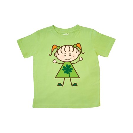 Irish Italian Girl (St Patricks Day Irish Girl Toddler)