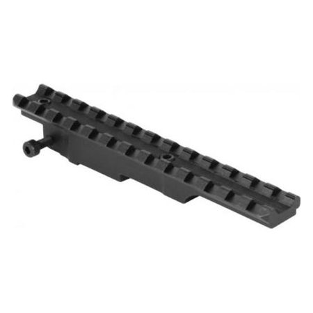Aim Sports MT015 Scope Mount For Mauser 98 1-Piece Style Black Hard Coat Anodized Finish ()