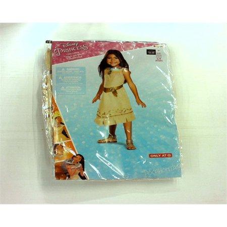 Princess Girls' Disney Pocahontas Classic Exclusive Halloween Costume Size Small 4-6x - Diy Pocahontas Costume Ideas