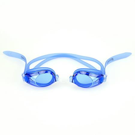 Calcutta BR57606 Kids Swim Goggle w/Silicone Frame Gasket & Strap
