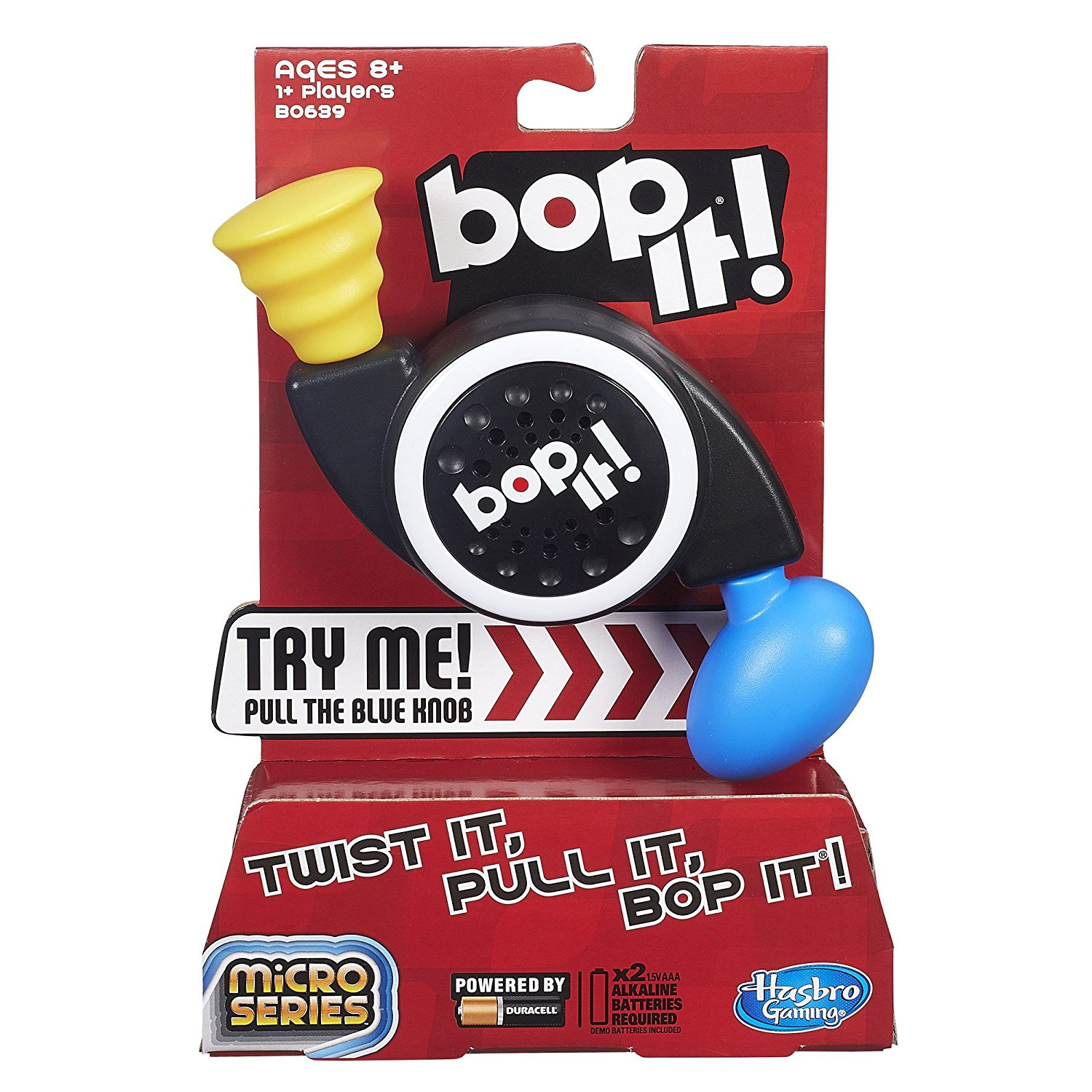 Bop It! Micro Series Game, Wars Night Nintendo Goblin 8rdsftg1337151 YWing World 75165... by