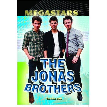 The Jonas Brothers (Megastars) [Paperback] Orr, (Orr Cover)