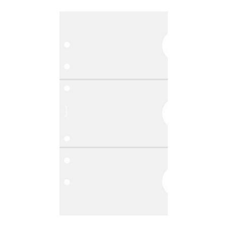 Filofax - Accessories - Credit Card Holder - Personal (Organizer Filofax Domino)