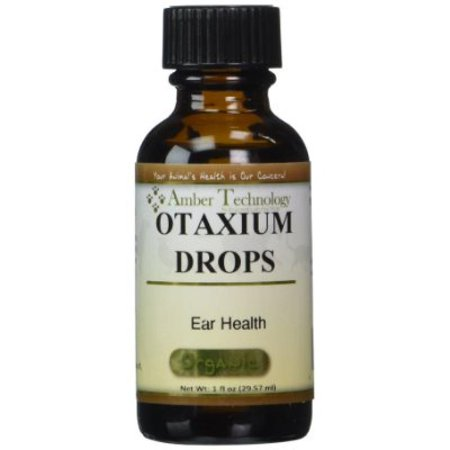 Otaxium gouttes (1 oz) - Santé des oreilles pour les animaux