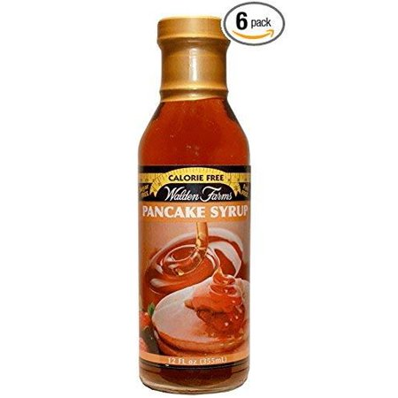 Walden Farms - Calorie Free Pancake Syrup - 12 oz X