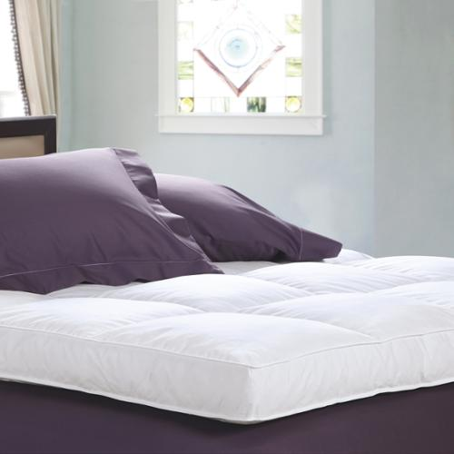 Famous Maker 230 Thread Count Down Alternative Fiber Bed Twin