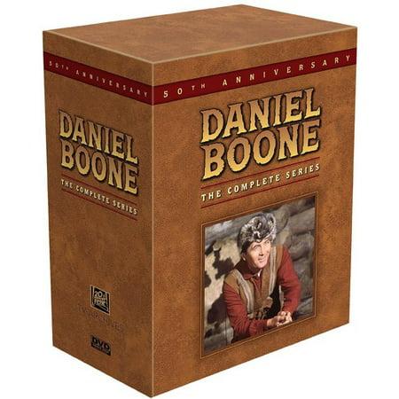 DANIEL BOONE: THE COMPLETE (Daniel Smith Series)