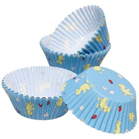 Kaiser Bakeware Plates - Kaiser Bakeware Patisserie Muffin Liner Chick, Large