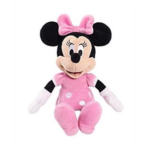 MMCH  Bean Plush Minnie in Pink