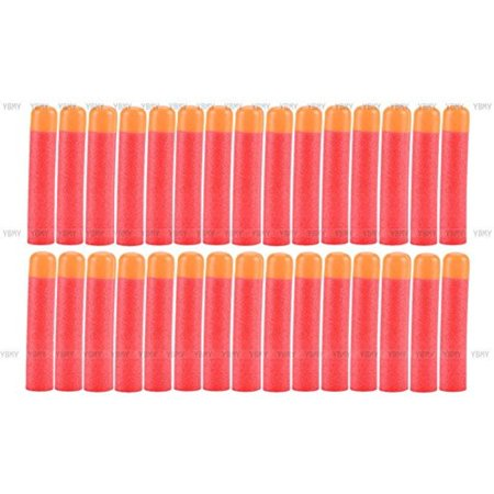 30Pcs Refill Bullet Darts for Mega Centurion Blasters Kid Toy Gun Set - Kids Toy Guns
