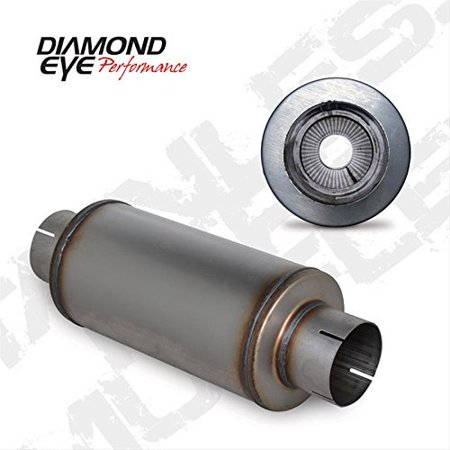 Diamond Eye 460020 Muffler - Diamond Eye Muffler
