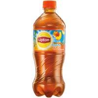 Lipton Peach Iced Tea, 20 Fl. Oz.