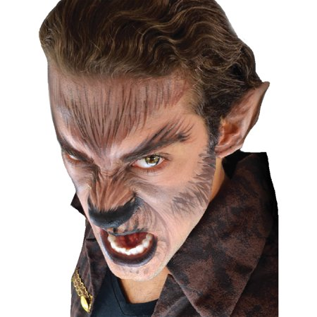 Werewolf FX Makeup Kit Deluxe Adult Halloween Accessory