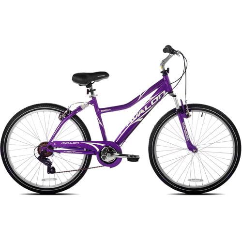 "26"" NEXT, Avalon, Comfort Bike, Full Suspension, Women's Bike, Purple"