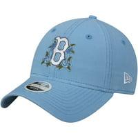 6265ab059a0 Product Image Boston Red Sox New Era Women s Bloom 9TWENTY Adjustable Hat -  Blue - OSFA