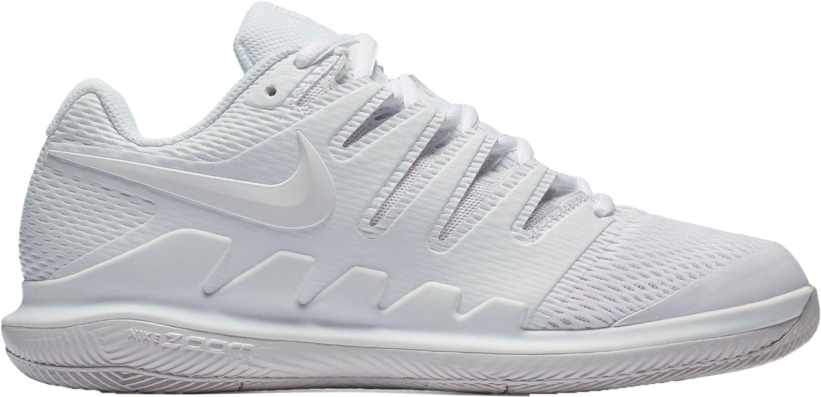 Air Zoom Vapor X Tennis Shoes, White